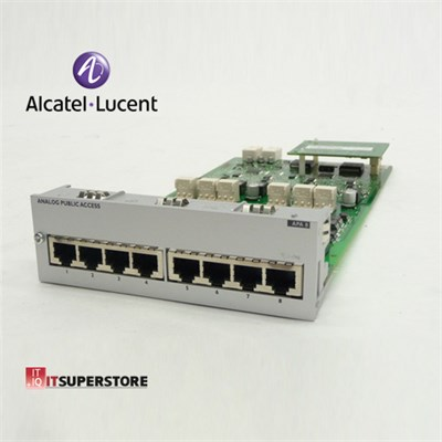 Alcatel Lucent APA8 Analog Dış Hat Kartı (8 Port)