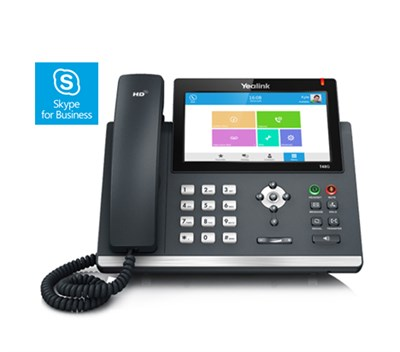 Yealink SIP T48S IP Telefon Skype for Business Edition