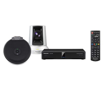 Panasonic KX-VC1600 HD Video Konferans 10 Nokta