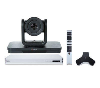 Polycom RealPresence Group 500 4x Skype for Business